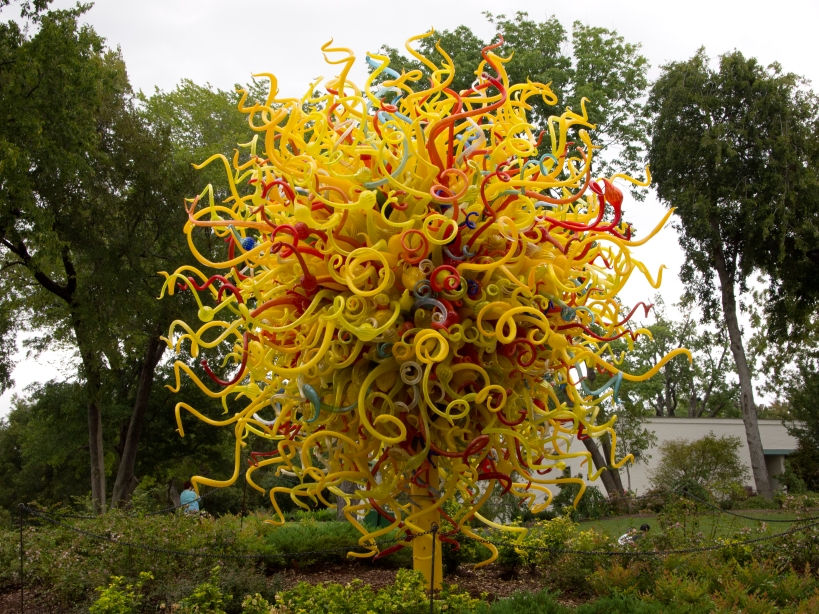 Sun by Chihuly